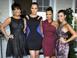 Kim Kardashian, Khloe Kardashian and Kourtney Kardashian party in New York | photos | pics | pictures | celebrity gossip | Now Magazine