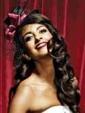 VIDEO Behind the scenes on Konnie Huq's photo shoot 