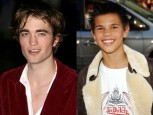 Robert Pattinson and Taylor Lautner | Twilight | Pictures | Edward | Jacob | RPattz | Kristen Stewart | Eclipse | New Moon | Breaking Dawn | Team Edward | Team Jacob