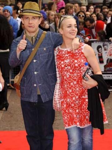 Martin Freeman a színész Sherlock2