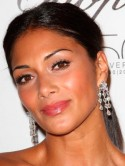 Nicole Scherzinger's weakness is peanut butter but she's all muscle