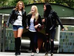 Miley Cyrus, Ashley Hinshaw and Lina Esco | Celebrity Gossip | Pictures | Photos | Gallery
