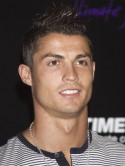 Cristiano Ronaldo and girlfriend Irina Shayk feel the Spanish heat