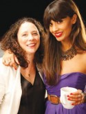 Backstage with Jameela Jamil