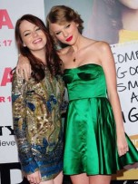 Emma Stone and Taylor Swift | Celebrity Gossip | Pictures | Photos | Gallery