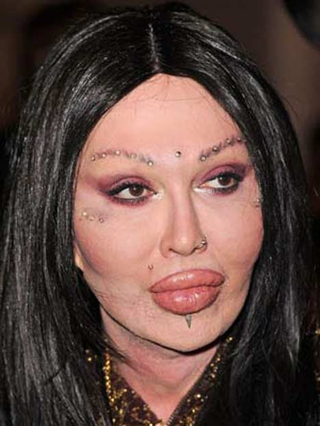 Pete Burns u wtf u lose - ...