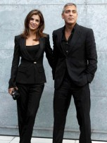 George Clooney and Elisabetta Canalis | Celebrity Gossip | Pictures | Photos | Gallery