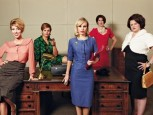 The Apprentice girls do Mad Men photo shoot