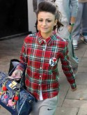 X Factor finalist Cher Lloyd loves Paul's Boutique