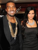 Kanye West and Kim Kardashian | Celebrity Gossip | Pictures | Photos | Gallery