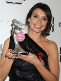 SHOCK! Christine Bleakley wins Cosmo's Ultimate Presenter award 