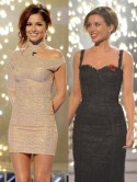 PICS X Factor Get The Look: Cheryl Cole and Dannii Minogue
