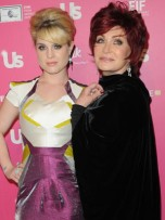US Weekly's Hot Hollywood Party: Kelly and Sharon Osbourne | New Pictures | Celebrity Gossip | Now Magazine | Pictures |