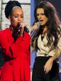 Style File: The X Factor girls 2010