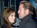 Angelina Jolie and Brad Pitt are loved-up at Megamind premiere