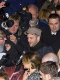 X Factor winner Matt Cardle gets police escort after mobbed by fans