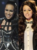 PICS X Factor Get The Look: Rebecca Ferguson and Cher Lloyd
