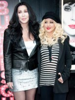 Cher and Christina Aguilera | Celebrity Gossip | Pictures | Photos | Gallery