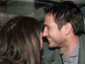 Christine Bleakley and Frank Lampard head out for a bite to eat