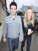 SHOCK SPLIT! Maroon 5's Adam Levine and Russian model Anne Vyalitsyna end their relationship