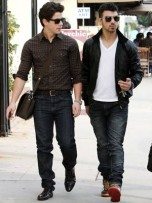 Nick Jonas and Joe Jonas | Celebrity Gossip | Pictures | Photos | Gallery