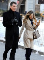 Pierce Brosnan and Sarah Jessica Parker | Celebrity Gossip | Pictures | Photos | Gallery