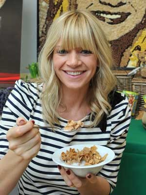 Zoe Ball NESTLE | Pictures | Photos | New