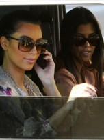 Kim Kardashian and Kourtney Kardashian | Celebrity Gossip | Pictures | Photos | Gallery