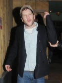 PICTURES X Factor winner Matt Cardle looks worse for wear after night out