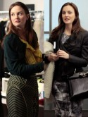 Leighton Meester's Upper East Side chic
