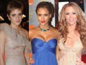 BAFTA Film Awards 2011: Celebrity fashion hits