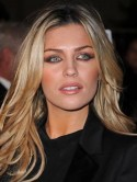 Abbey Clancy's secret to covering up a blemish