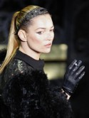 Kate Moss hasn�t had a boob job, leave her alone!