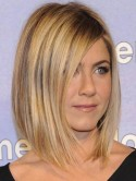 Jennifer Aniston�s hot new blonde bob