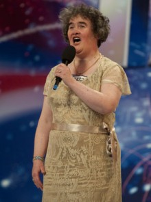 Susan Boyle turns down marriage proposal - now