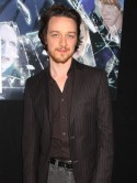 James McAvoy: I probably farted in front of Angelina Jolie