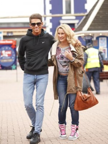 Katie Price and hot new man Leandro Penna join other celebrities at ...