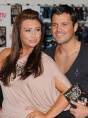 Lauren Goodger: Jade Goody told me Mark Wright was shagging other girls