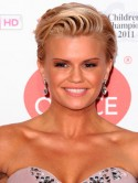 Kerry Katona�s new hair rocks