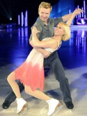 Bleurgh! I can't believe Dancing On Ice's crinkly Jayne Torvill and Christopher Dean are finally admitting to a kiss