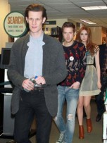 Matt Smith, Arthur Darvill and Karen Gillan | Doctor Who | Dr Who | Pictures | Photos | New | Now Magazine