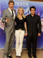 David Hasselhoff, Amanda Holden and Michael McIntyre | Britain&#039;s Got Talent | Pictures | Photos | New | Now Magazine