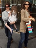 Tom Cruise and Katie Holmes' new war over Suri Cruise