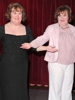 Susan Boyle | Britains Got Talent | Waxwork | wax figure | Pictures | Photos | New | Now Magazine