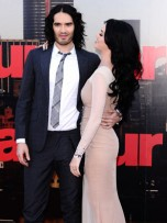 Russell Brand and Katy Perry | Arthur Premiere | Pictures | Photos | New