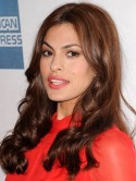 Eva Mendes is red, red hot at Tribeca Film Festival