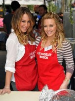 Haylie and Hilary Duff | Celebrity Gossip | Pictures | Photos | Gallery