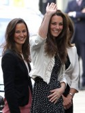 Kate Middleton begs Pippa: Don't upstage me during Diamond Jubilee!