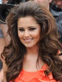 Cheryl Cole has Tammy Wynette 1960s big hair for US X Factor auditions