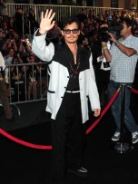 Johnny Depp | Pirates Of The Caribbean: On Stranger Tides LA movie premiere | Pictures | Photos | New